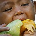 Berniukas valgo mangą