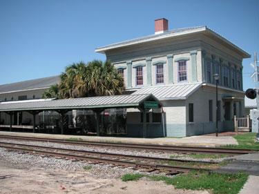 Centrinės geležinkelio stoties pastatas