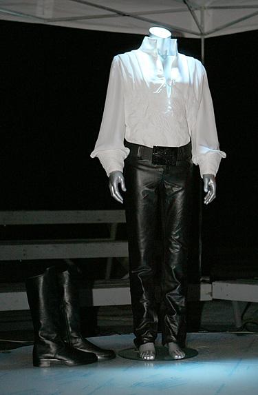 """Jeronimo Miliaus koncertinis kostiumas, skirtas """"Eurovizijai"""""""
