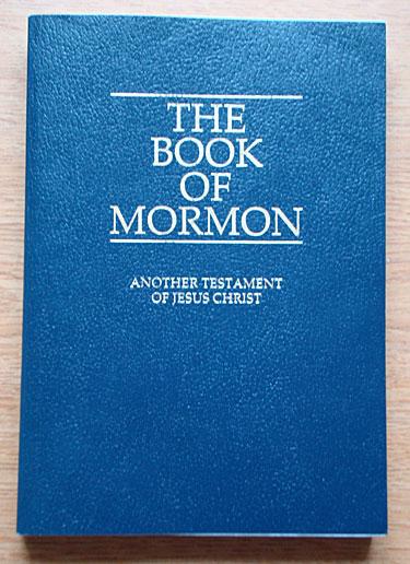 Mormonų knyga