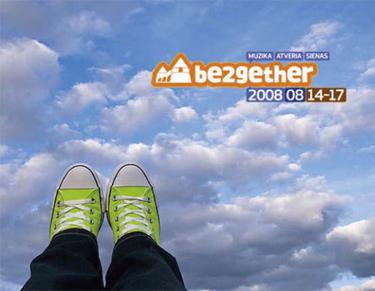 """Be2gether"" simbolio maketas"
