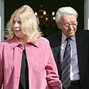 Benediktas Juodka su žmona
