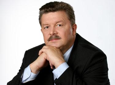 Первый секретарь ЦК оппозиционной Партии коммунистов Белорусской Сергей Калякин