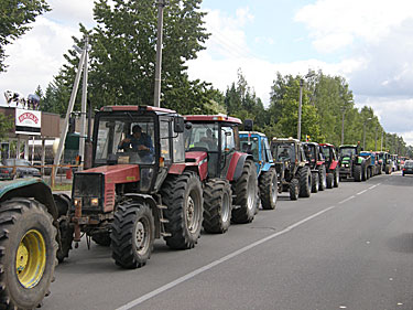 Pienininkai Rokiškyje