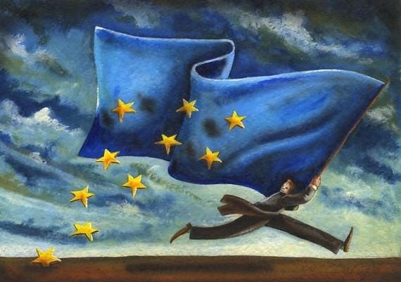 ES plėtra į rytus arba kol JAV žiūri į tolį