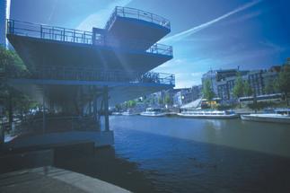 Dviračių stovėjimo aikštelė Amsterdame_5