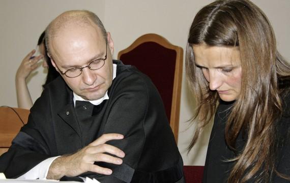 Gintautas Bartkus ir Danguolė Bublienė