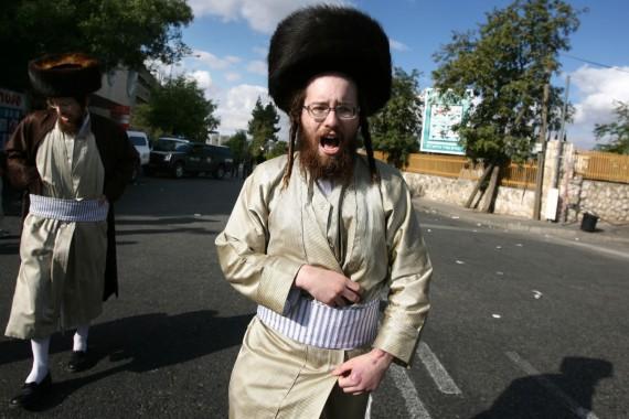 Zydu ortodoksai