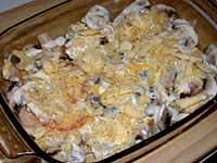 Kalakutienos file su grybų ir sūrio padažu_4