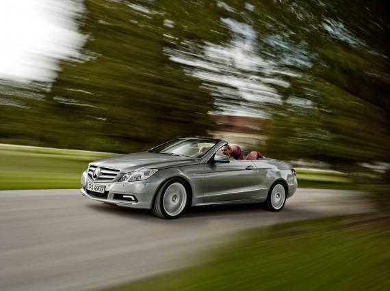 Mercedes-Benz E klasės kabrioletas