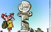 Svarbiausi ES įvykiai pernai: nuo euro zonos gelbėjimo iki posūkio santykiuose su JAV