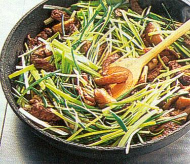 Jautiena su daržovėmis kiniškai_7