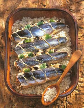 Žuvies patiekalas