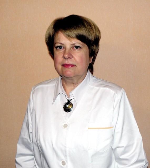 Gydytoja Milda Andriuškevičienė