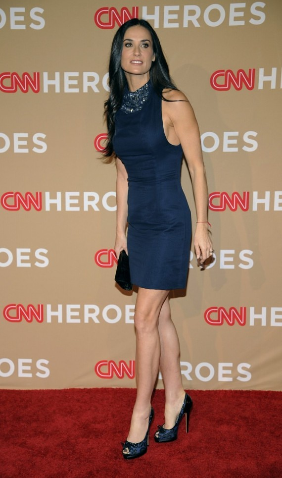 Aktorė Demi Moore