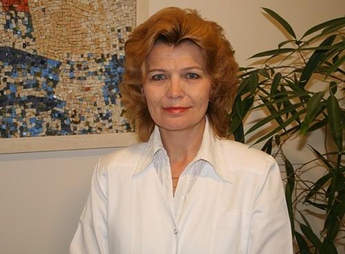Šeimos gydytoja - pediatrė Regina Balčiūnienė