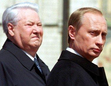 V. Putino galios pagrindas: Rusijos klanai ir jų herojai
