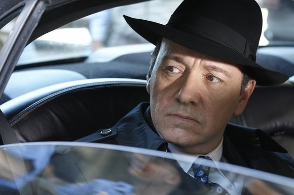 "Kevin Spacey                   ""Incognito Films"" nuotr."