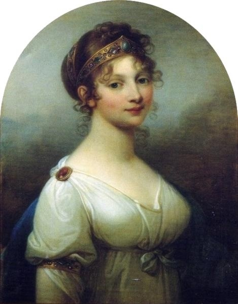 Prūsijos karalienė Luizė