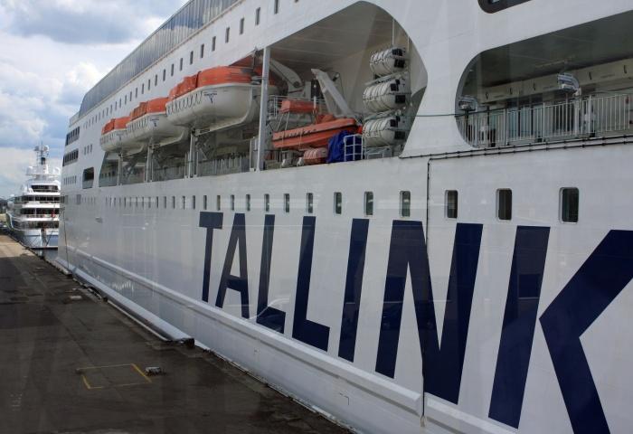 ВБалтийском море спарома упал житель Литвы поиски результатов непринесли