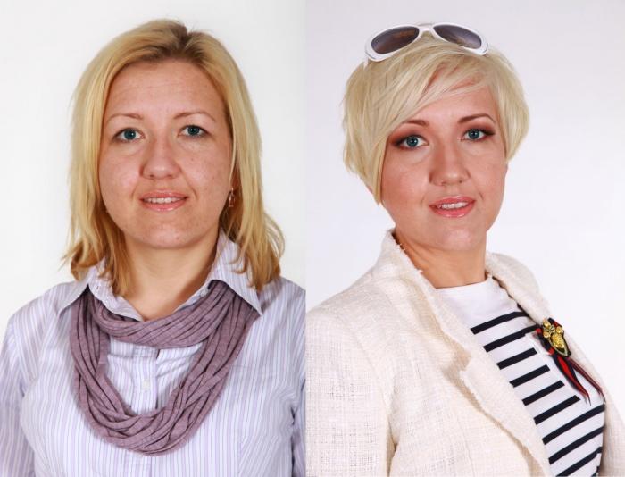Прически для 40 летних женщин фото