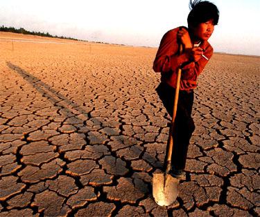 Sausra Kinijoje