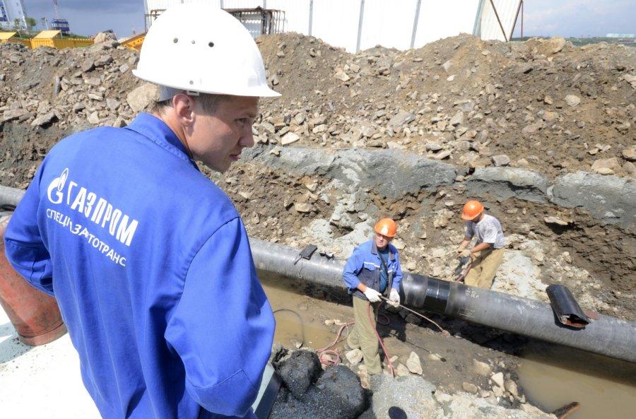 """""""Газпром"""": цены на газ для Литвы на 2013 и 2014 годы остаются без изменений"""