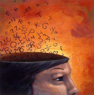 mąstymas, žmogus, protas, smegenys, galvoti, mokslas, žinios