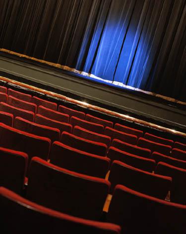 teatras, scena, spektaklis