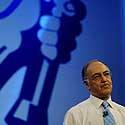 Jungtinės Karalystės opozicinės Konservatorių partijos lyderis Michaelis Howardas Tarptautinėje Konferencijoje