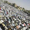 Penktadieninė malda Irake