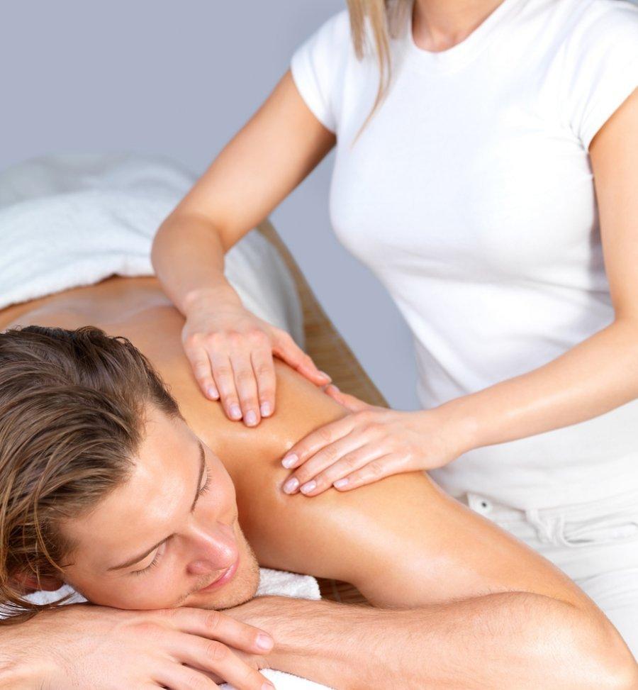 Расслабляющий массаж взамен на секс
