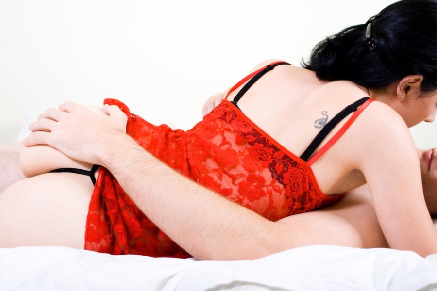 The Biggest Turn Ons In Bed Revealed