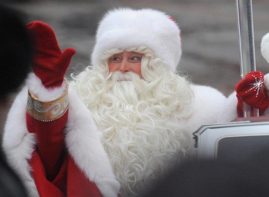 Дед Мороз и Снегурочка.  Вызов, заказ на дом Деда Мороза и Снегурочки в Симферополе!