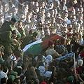 Jasero Arafato karstas