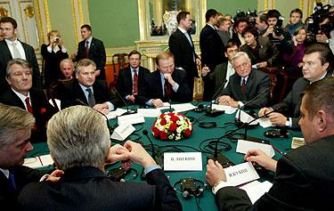 Derybos Kijeve