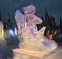 Ledo skulptūrų festivalis Maskvoje