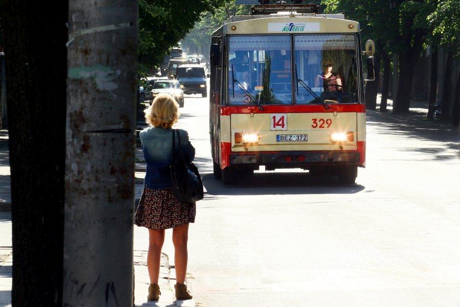 Kaunas transportas