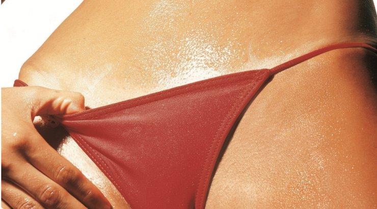 как побрить зону бикини без раздражения