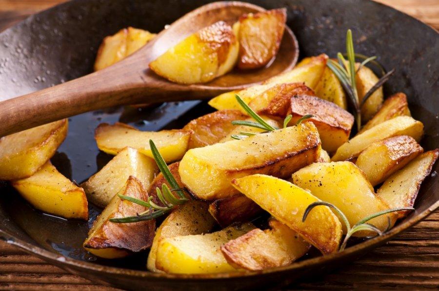 hipertenzijos bulvės)