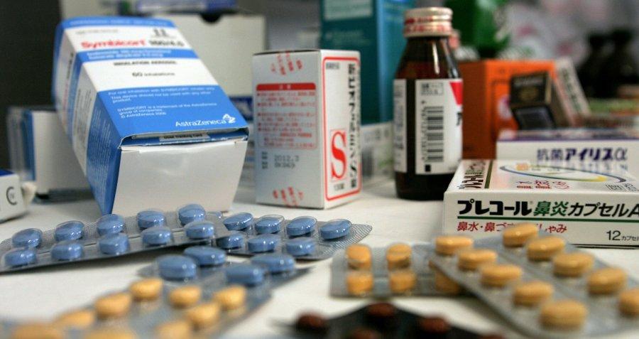 kas yra šie vaistai