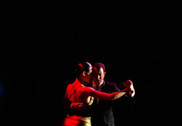 Pora šoka tango