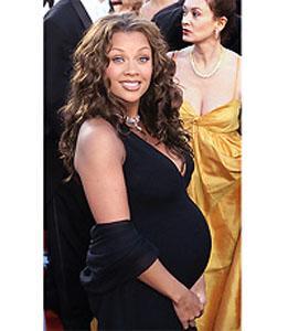 Nėščia vanessa Williams