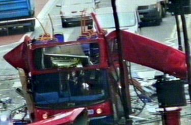 Londono centrą sukrėtė sprogimai