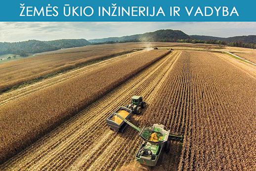 Žemės ūkio inžinerija ir vadyba