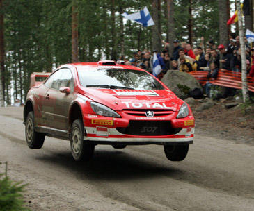 "Marcus Gronholm (""Peugeot"")"
