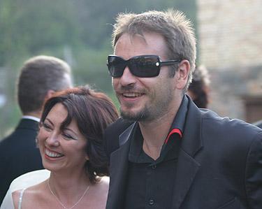 Marijonas Mikutavičius ir Daiva Tamošiūnaitė