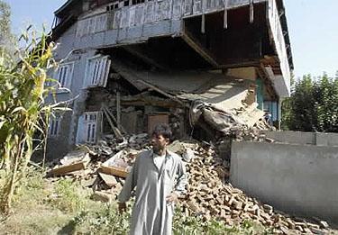 Žemės drebėjimas Pakistane
