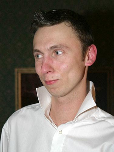 Drabužių dizaineris Egidijus Rainys