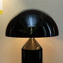 Italų dizaino parodos eksponatas - lempa.